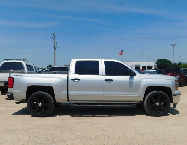 2015 Silverado 1500 Crew Cab 4x4,  Pickup #FT12105A - photo 8