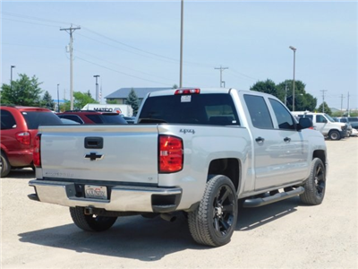2015 Silverado 1500 Crew Cab 4x4,  Pickup #FT12105A - photo 2