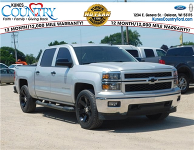 2015 Silverado 1500 Crew Cab 4x4,  Pickup #FT12105A - photo 13