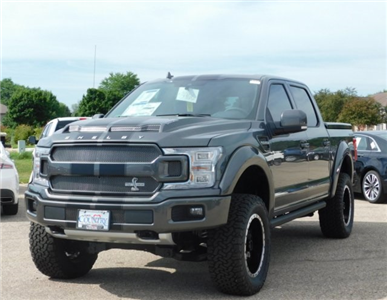 2018 F-150 SuperCrew Cab 4x4,  Pickup #FT12119 - photo 9