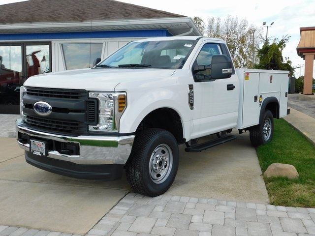 2018 F-250 Regular Cab 4x4,  Monroe Service Body #FT12154 - photo 7