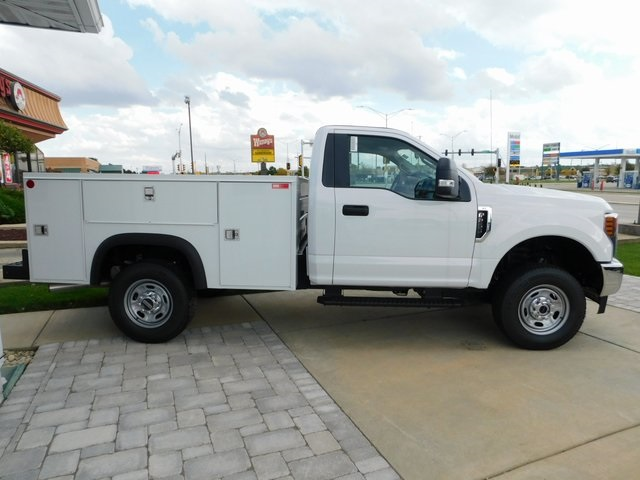 2018 F-250 Regular Cab 4x4,  Monroe Service Body #FT12154 - photo 3