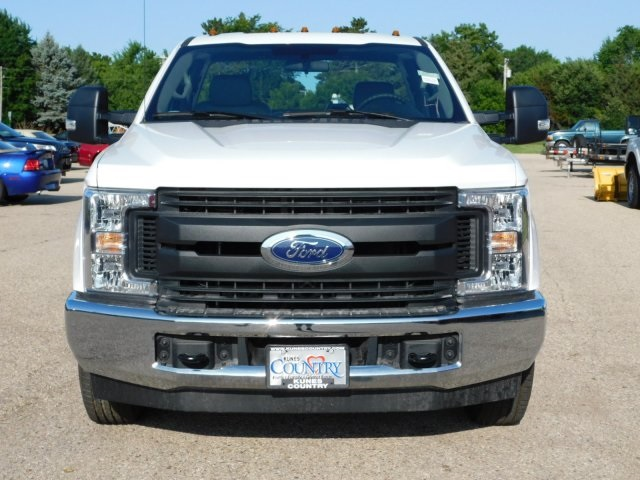2018 F-350 Regular Cab DRW 4x2,  Monroe Service Body #FT12155 - photo 10