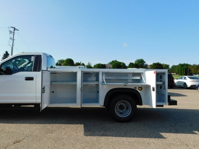 2018 F-350 Regular Cab DRW 4x2,  Monroe Service Body #FT12155 - photo 13