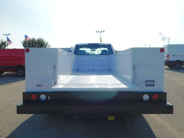 2018 F-350 Regular Cab DRW 4x2,  Monroe Service Body #FT12155 - photo 16