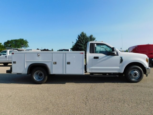 2018 F-350 Regular Cab DRW 4x2,  Monroe Service Body #FT12155 - photo 4