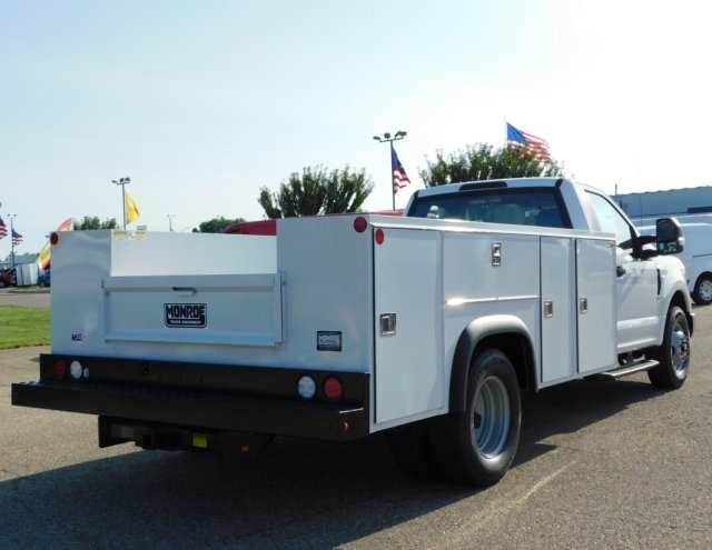 2018 F-350 Regular Cab DRW 4x2,  Monroe Service Body #FT12155 - photo 2