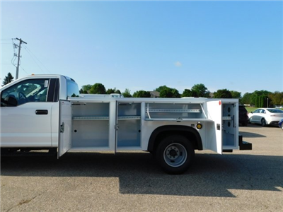 2018 F-350 Regular Cab DRW 4x2,  Monroe MSS II Service Body #FT12155 - photo 12