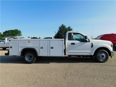 2018 F-350 Regular Cab DRW 4x2,  Monroe MSS II Service Body #FT12155 - photo 3