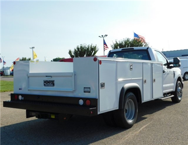2018 F-350 Regular Cab DRW 4x2,  Monroe MSS II Service Body #FT12155 - photo 2
