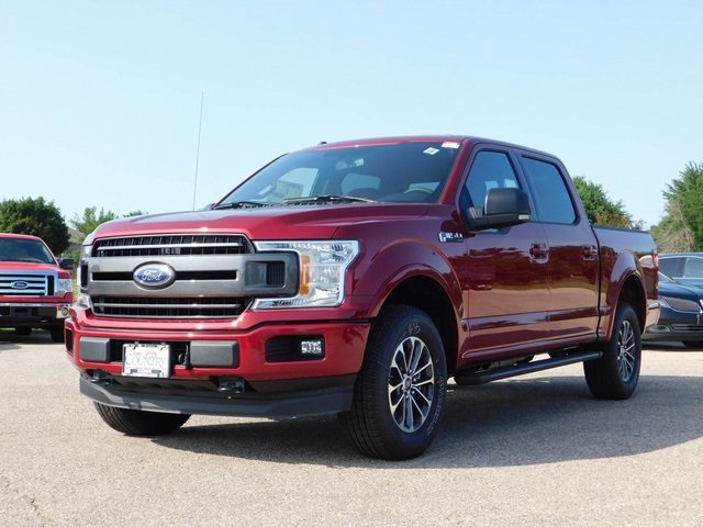 2018 F-150 SuperCrew Cab 4x4,  Pickup #FT12156 - photo 3