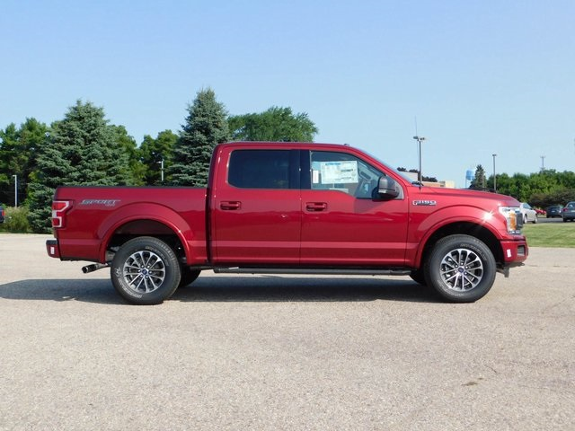 2018 F-150 SuperCrew Cab 4x4,  Pickup #FT12156 - photo 5