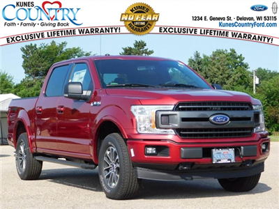 2018 F-150 SuperCrew Cab 4x4,  Pickup #FT12156 - photo 1