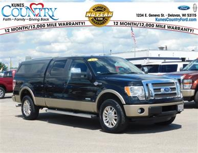 2012 F-150 Super Cab 4x4,  Pickup #FT12165A - photo 1