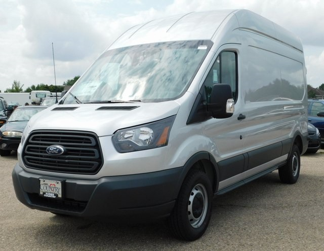 2018 Transit 350 High Roof 4x2,  Empty Cargo Van #FT12182 - photo 8