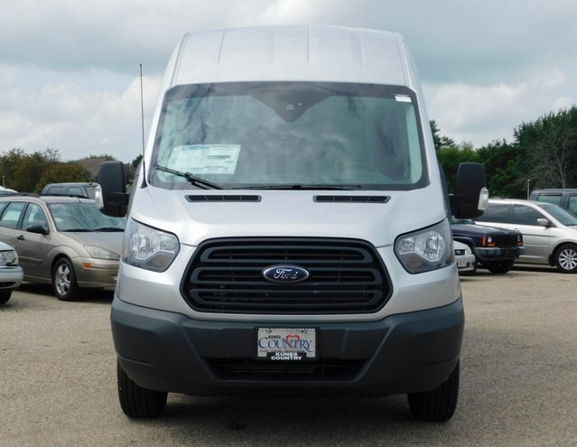 2018 Transit 350 High Roof 4x2,  Empty Cargo Van #FT12182 - photo 9