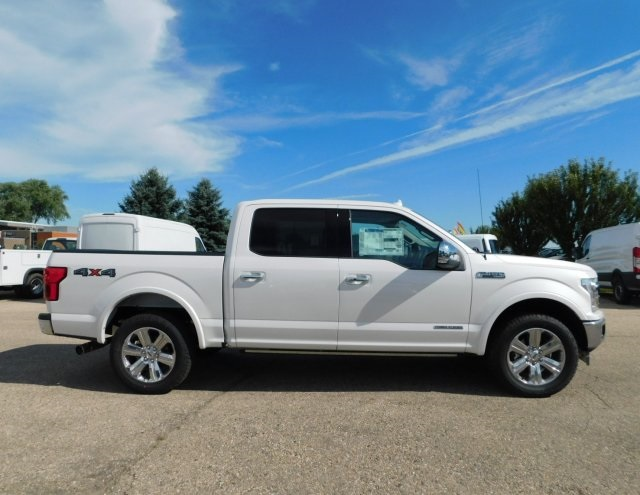 2018 F-150 SuperCrew Cab 4x4,  Pickup #FT12188 - photo 3
