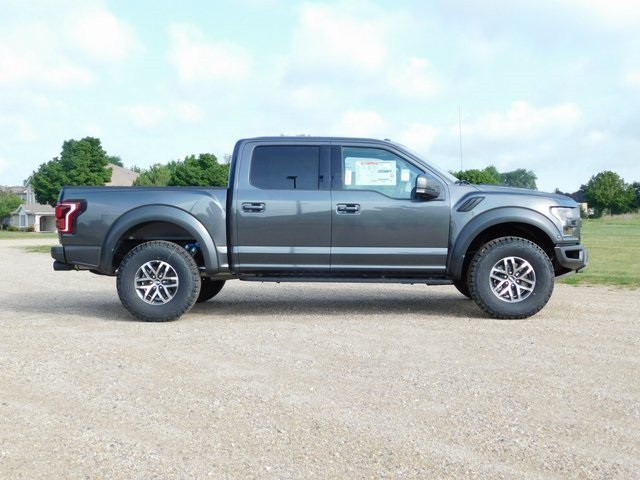 2018 F-150 SuperCrew Cab 4x4,  Pickup #FT12192 - photo 3