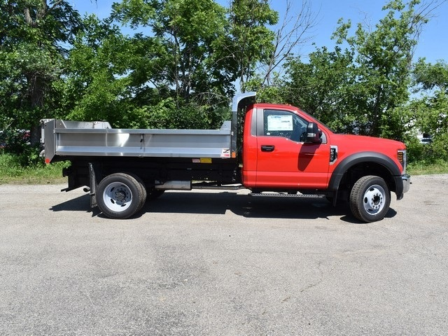 2018 F-450 Regular Cab DRW 4x2,  Dump Body #FT12193 - photo 3