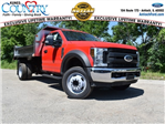 2018 F-450 Regular Cab DRW 4x2,  Dump Body #FT12193 - photo 1