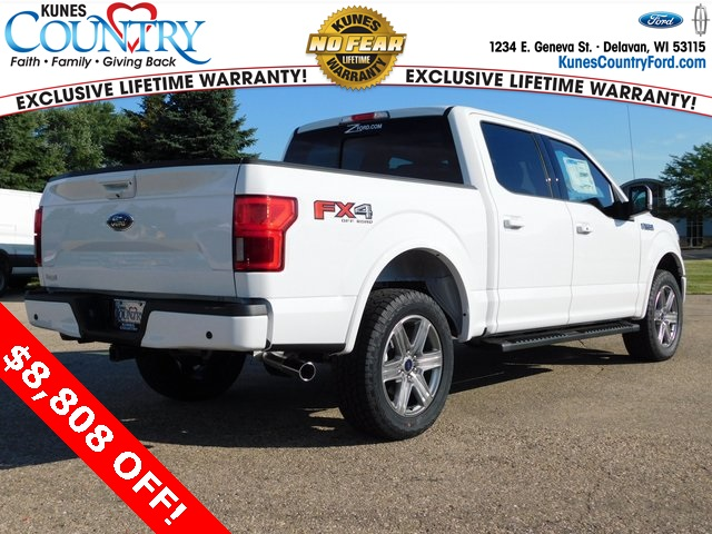 2018 F-150 SuperCrew Cab 4x4,  Pickup #FT12195 - photo 2