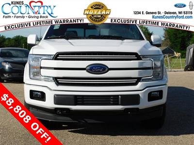 2018 F-150 SuperCrew Cab 4x4,  Pickup #FT12195 - photo 11