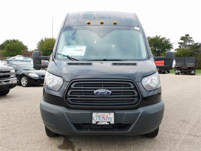 2018 Transit 350 HD High Roof DRW 4x2,  Passenger Wagon #FT12227 - photo 9