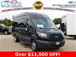 2018 Transit 350 HD High Roof DRW 4x2,  Passenger Wagon #FT12227 - photo 1