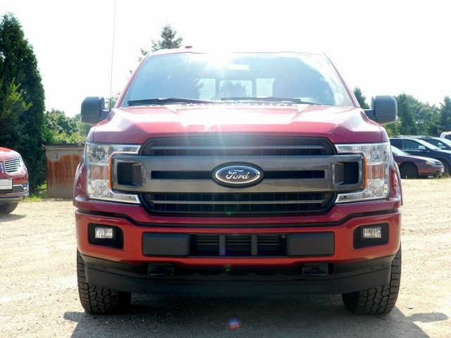 2018 F-150 SuperCrew Cab 4x4,  Pickup #FT12242 - photo 8