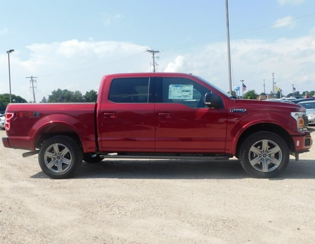 2018 F-150 SuperCrew Cab 4x4,  Pickup #FT12242 - photo 3