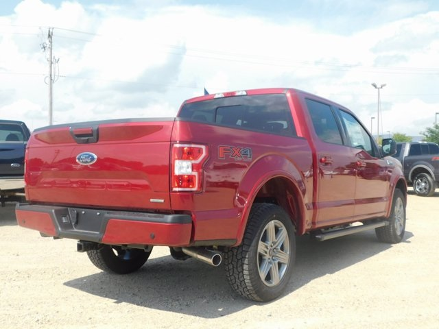 2018 F-150 SuperCrew Cab 4x4,  Pickup #FT12242 - photo 2