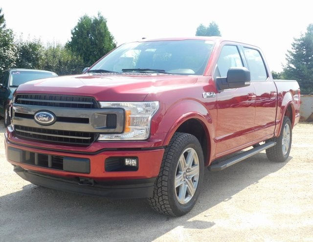 2018 F-150 SuperCrew Cab 4x4,  Pickup #FT12242 - photo 7