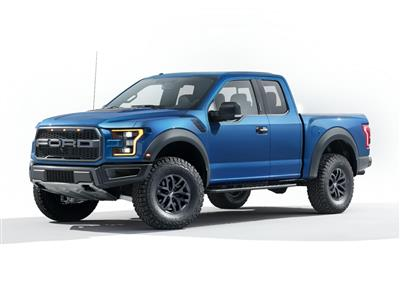 2018 F-150 SuperCrew Cab 4x4,  Pickup #FT12242 - photo 1