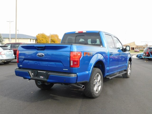 2018 F-150 SuperCrew Cab 4x4,  Pickup #FT12245 - photo 2