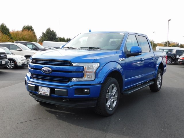 2018 F-150 SuperCrew Cab 4x4,  Pickup #FT12245 - photo 8