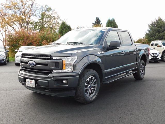 2018 F-150 SuperCrew Cab 4x4,  Pickup #FT12252 - photo 8