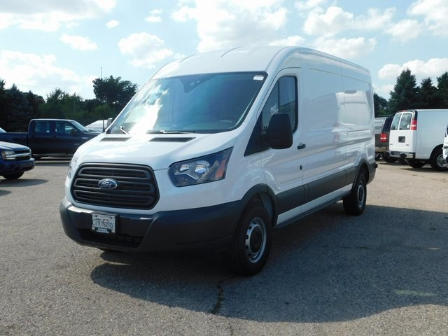 2018 Transit 250 Med Roof 4x2,  Empty Cargo Van #FT12265 - photo 9