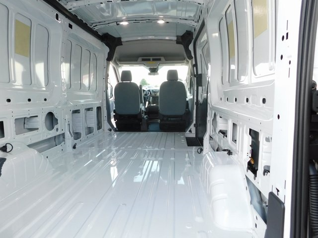 2018 Transit 250 Med Roof 4x2,  Empty Cargo Van #FT12265 - photo 2