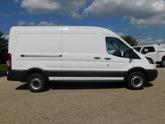 2018 Transit 250 Med Roof 4x2,  Empty Cargo Van #FT12265 - photo 3