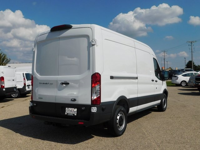 2018 Transit 250 Med Roof 4x2,  Empty Cargo Van #FT12265 - photo 7