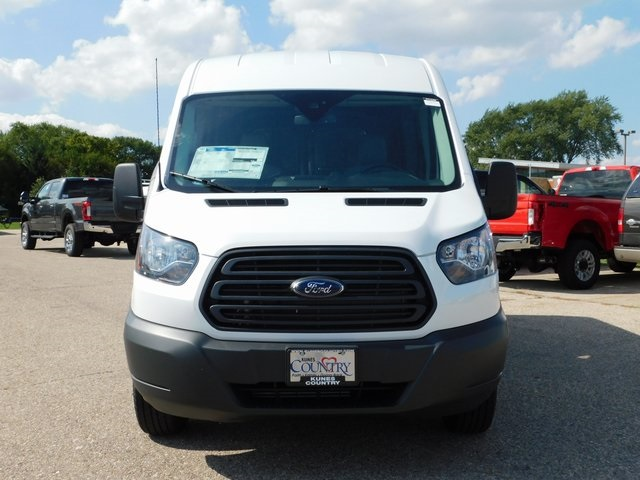 2018 Transit 250 Med Roof 4x2,  Empty Cargo Van #FT12266 - photo 10