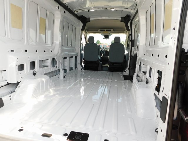 2018 Transit 250 Med Roof 4x2,  Empty Cargo Van #FT12266 - photo 2