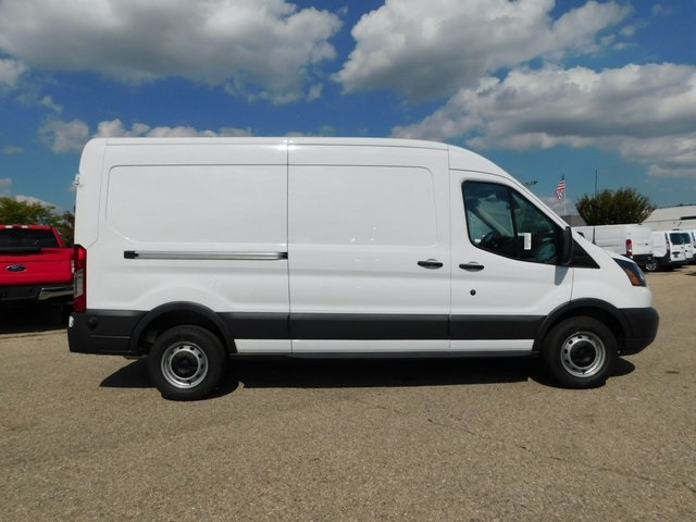 2018 Transit 250 Med Roof 4x2,  Empty Cargo Van #FT12266 - photo 3