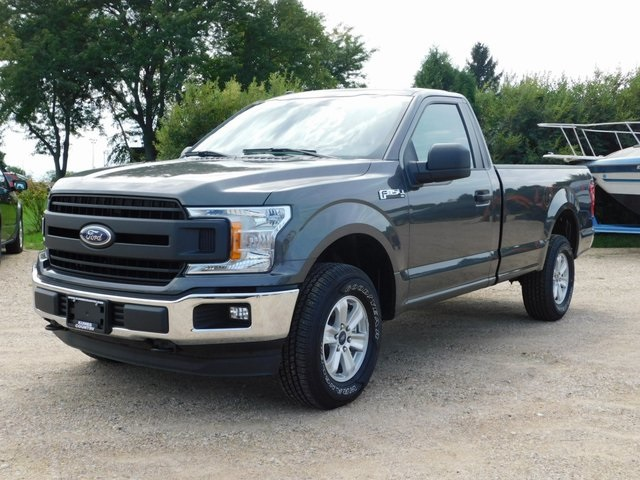 2018 F-150 Regular Cab 4x4,  Pickup #FT12272 - photo 9