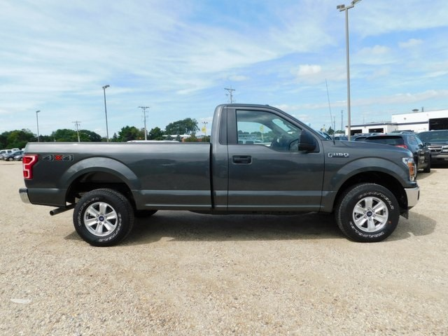 2018 F-150 Regular Cab 4x4,  Pickup #FT12272 - photo 3