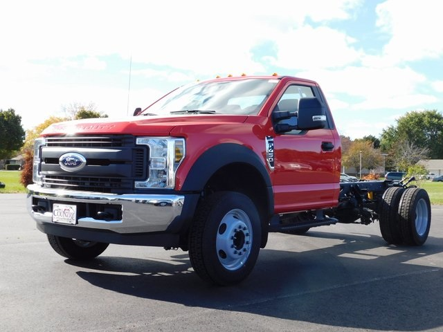 2019 F-450 Regular Cab DRW 4x2,  Cab Chassis #FT12274 - photo 7