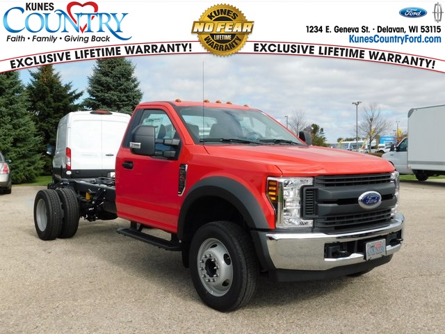 2019 F-450 Regular Cab DRW 4x2,  Cab Chassis #FT12284 - photo 1