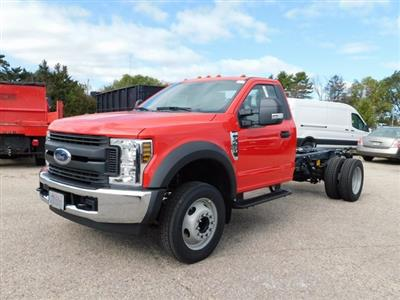 2019 F-450 Regular Cab DRW 4x2,  Cab Chassis #FT12284 - photo 7