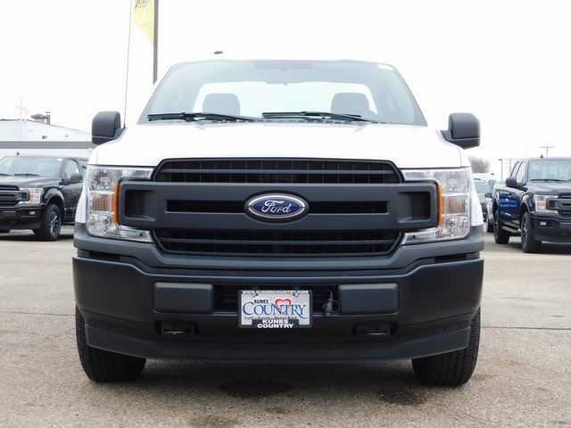 2018 F-150 Regular Cab 4x4,  Pickup #FT12292 - photo 9