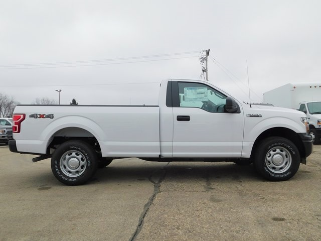 2018 F-150 Regular Cab 4x4,  Pickup #FT12292 - photo 3